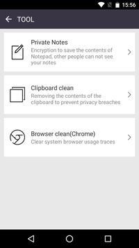 Privacy Master screenshot 6