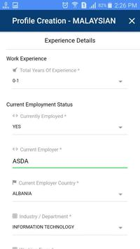 JobCrew SG apk screenshot