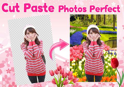 Cut Paste Photos Perfect screenshot 3