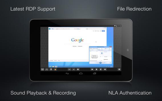Remotix RDP Lite apk screenshot