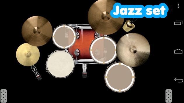 Drum set स्क्रीनशॉट 4