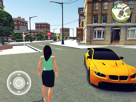 Школа вождения 3D скриншот приложения