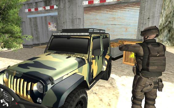 Army Truck Transport apk screenshot
