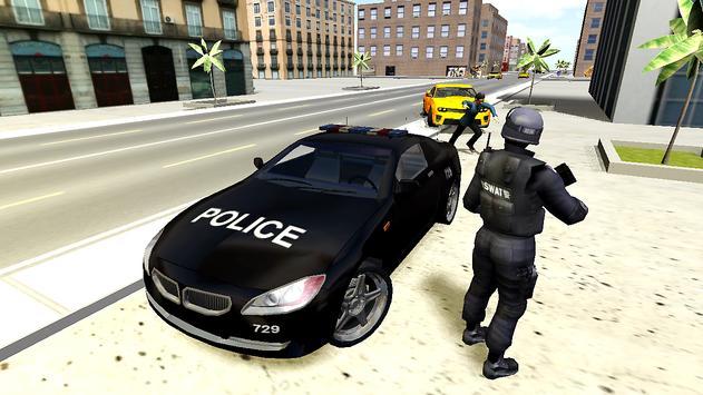 Police Car Driver 3D screenshot 1