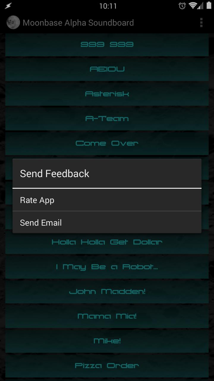 Moonbase Alpha Soundboard for Android - APK Download