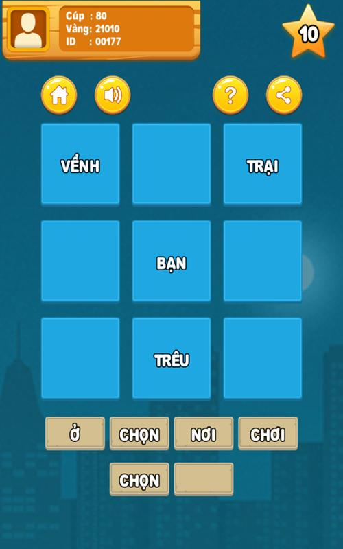 Xep chu tri tue: game tri tue xep chu iq 2018 apk download.