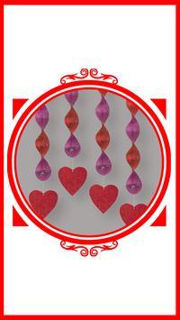 Valentines Day Decorations apk screenshot