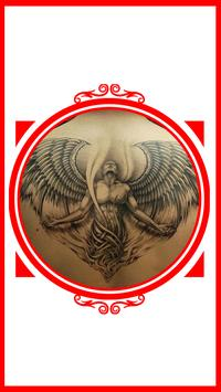 Back Tattoo Designs poster