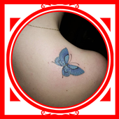 Butterfly Tattoo icon