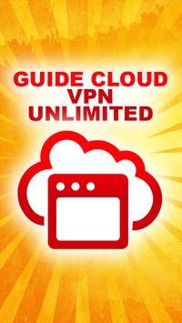 Cloud Vpn Free Guide poster