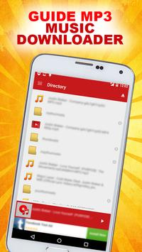 Free Music Download Guide apk screenshot