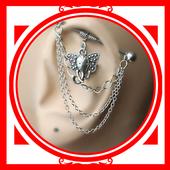 Industrial Piercing Designs icon