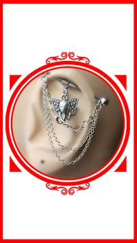 Industrial Piercing Designs poster