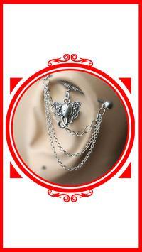 Industrial Piercing Designs apk screenshot