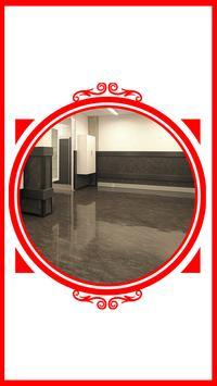 Linoleum Flooring Design poster