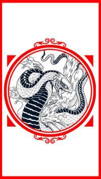 Snake Tattoo Designs apk screenshot
