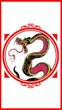 Snake Tattoo Designs poster