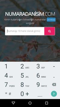 Numaradan İsim screenshot 1