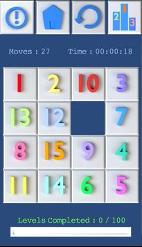 Number Puzzle Game poster