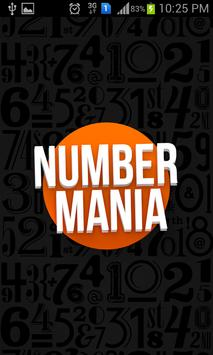 Number Mania poster