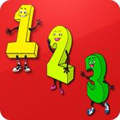 Numbers For Kids icon