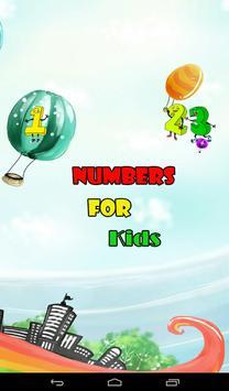 Numbers For Kids screenshot 3