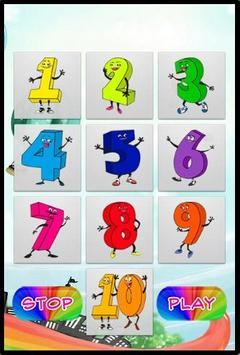 Numbers For Kids screenshot 2