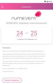 NumEvent apk screenshot