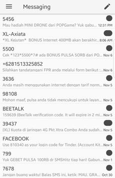 Free Block Call & Block SMS screenshot 1
