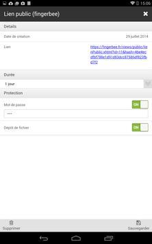 Fingerbee apk screenshot