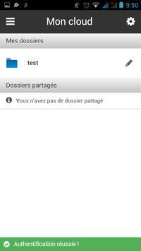 NuageBox apk screenshot