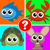 Guess Animal – Kids Game icon