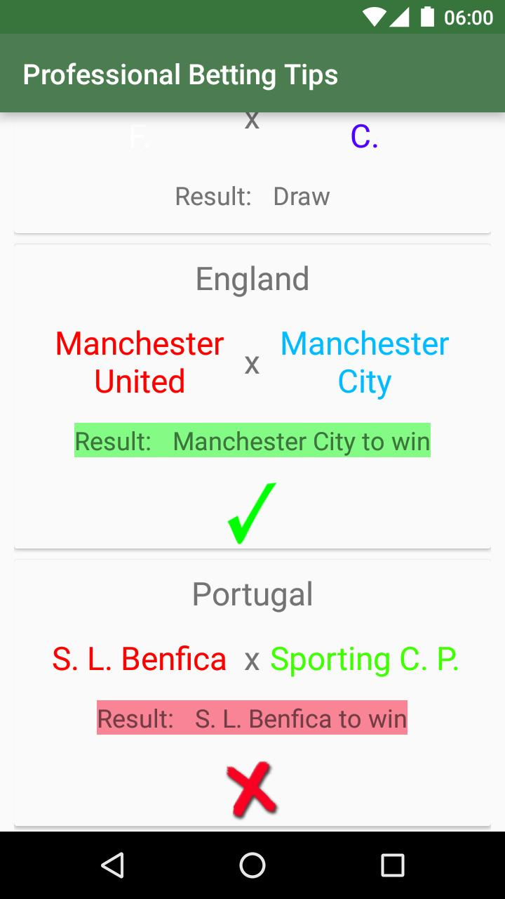 professional betting tips apk downloader