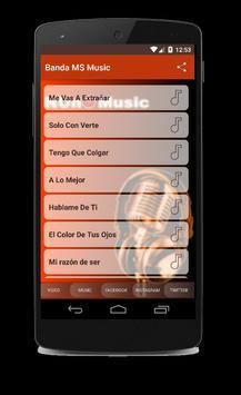 Banda MS Musica screenshot 1