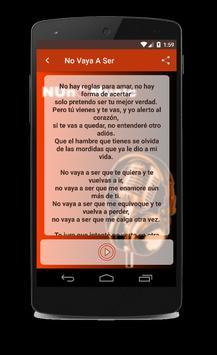 Pablo Alboran Musica apk screenshot