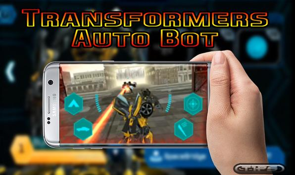 New Tips Transformers Auto Bot poster
