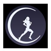Run to the Moon icon