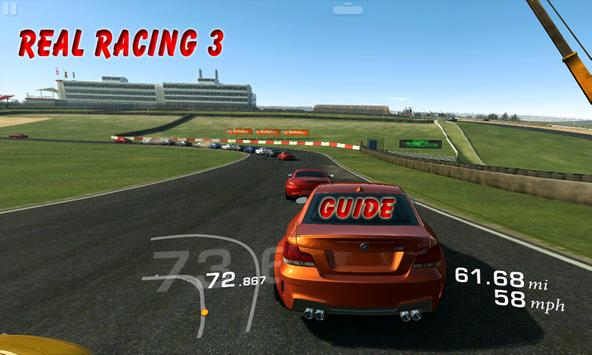 Guide for REAL RACING 3 apk screenshot