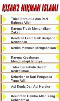 Kisah2 Islami (hikmah) poster