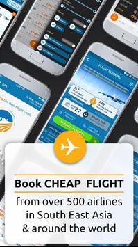 NusaTrip : Flight & Hotel - Travel Booking deals apk screenshot