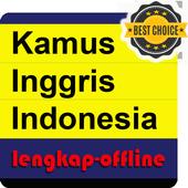 Kamus Bahasa Inggris Indonesia Digital icon