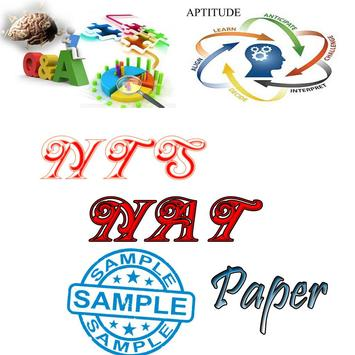 sample paper for NTS NAT 1 0 (Android) - Download APK