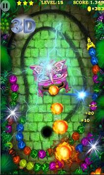 Power Zuma 3D screenshot 2
