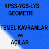 KPSS-YGS-GEOMETRİ- AÇILAR-KVRM icon
