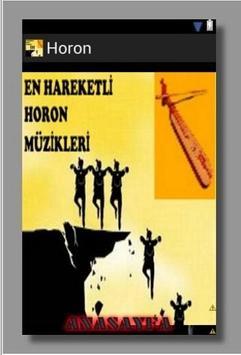 KARADENİZ HORONLARI SESLİ MP3 poster