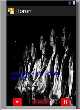 KARADENİZ HORONLARI SESLİ MP3 screenshot 2