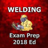 WELDING MCQ EXAM Prep 2018 Ed icon