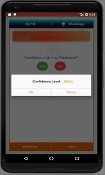 ACE Flashcard screenshot 1