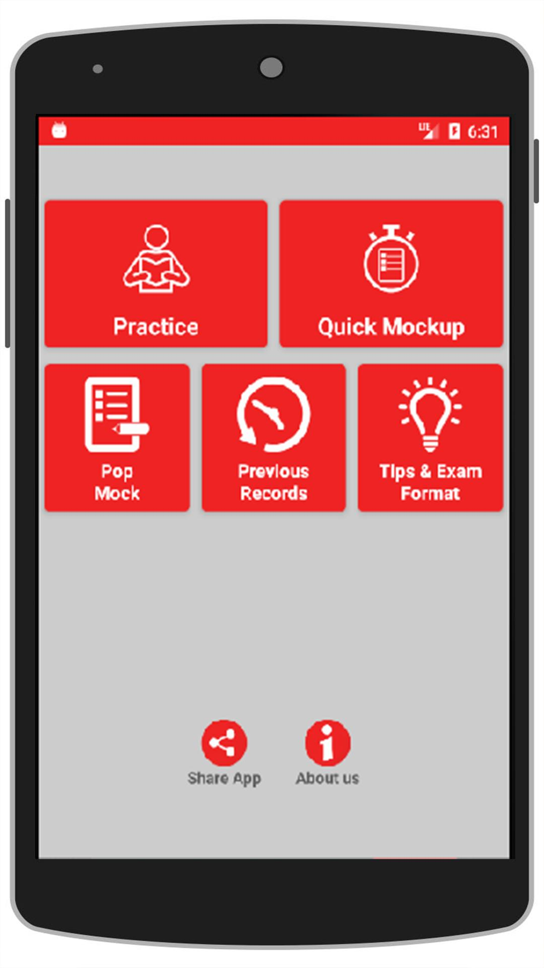 Prep For ARRT Radiography MCQ Exam Prep 2018 Ed for Android