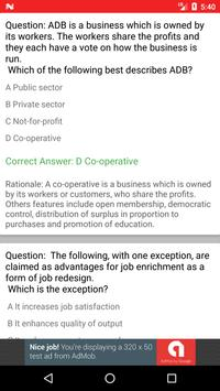Accounting MCQ Quiz Exam Practice 2017 Edition for Android - APK